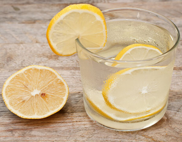 19 Balancing Benefits of Lemon water with Pink Himalayan Salt