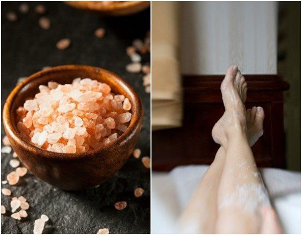 10 Fascinating Reasons to Have a Himalayan Salt Bath Today