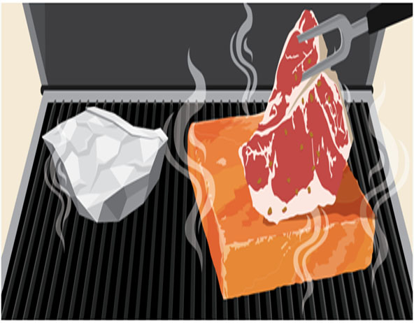 Grilling on a Himalayan Salt Block 101