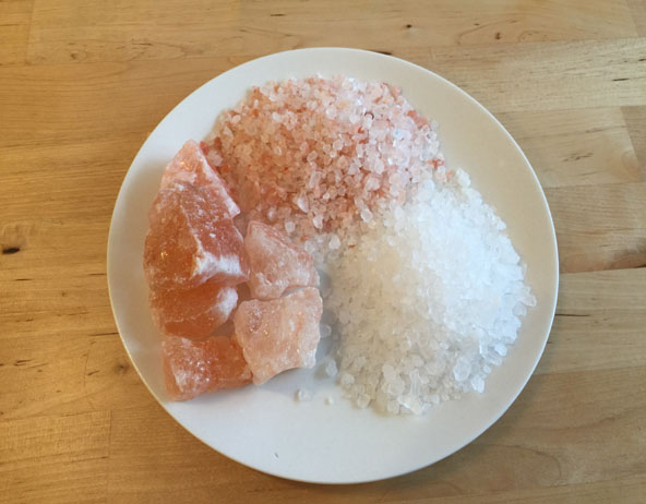 HIMALAYAN SALT BENEFITS- HEALTH AND HEALING