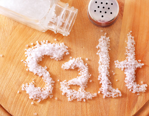 Table Salt- The Silent Killer in our Kitchen