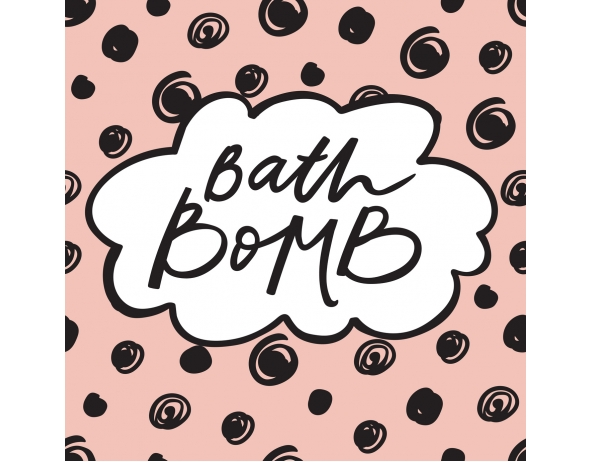 DIY Himalayan Salt Bath Bombs