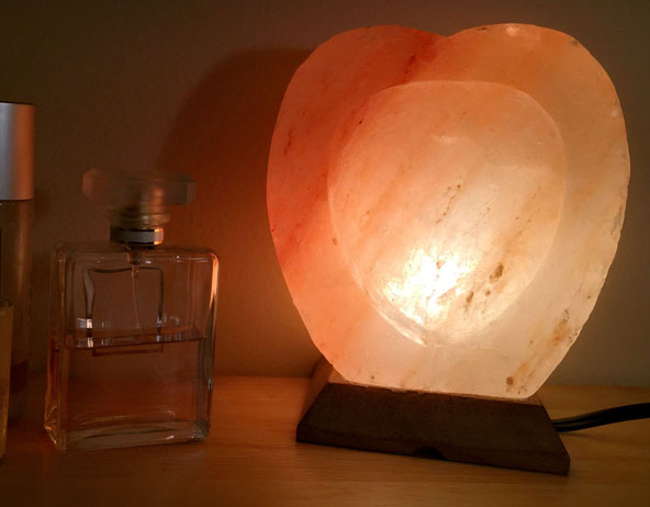 Where to Use Himalayan Salt Lamps