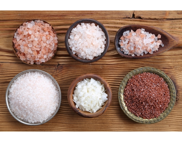 Himalayan Salt for Low Blood Pressure