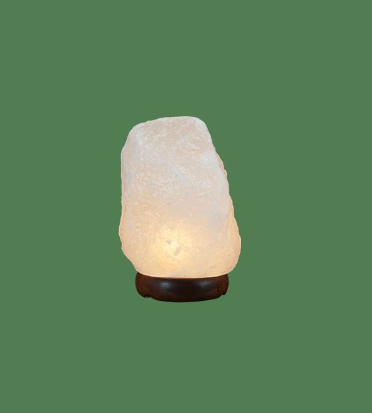 Himalayan Salt Lamp Natural White Small (10-12 lbs each)