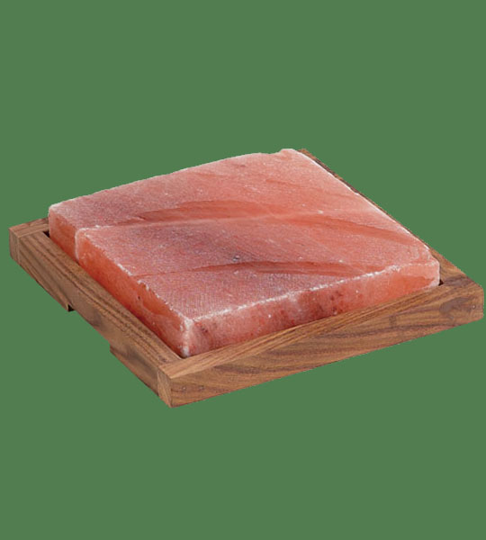 Himalayan Salt Plank Large with holder