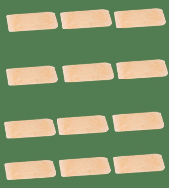 Himalayan Salt Scrub bar  Rectangle 12 units