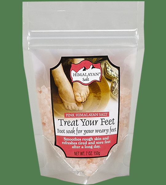 Himalayan Salt Treat your feet 200g