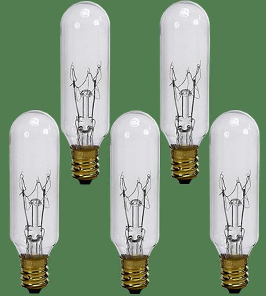 Salt Lamp Bulbs 40w : Replacement Parts